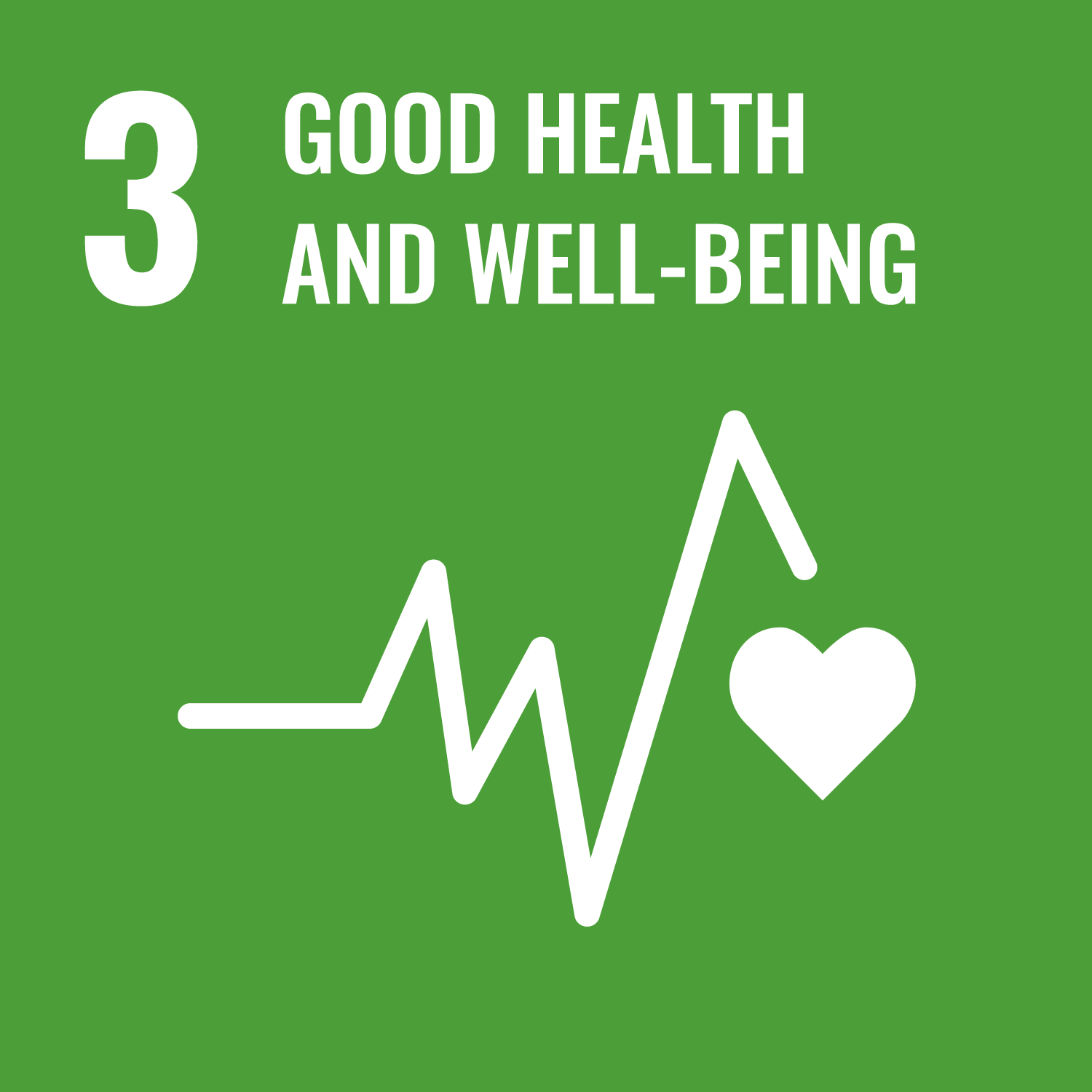 Good Health & Well Being